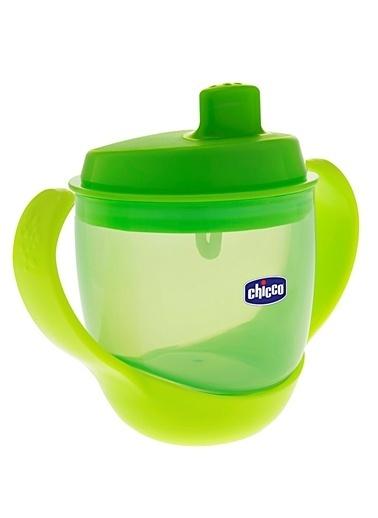 Chicco Chicco Mama Bardağı Yeşil 180ml 12 Ay+ Renkli